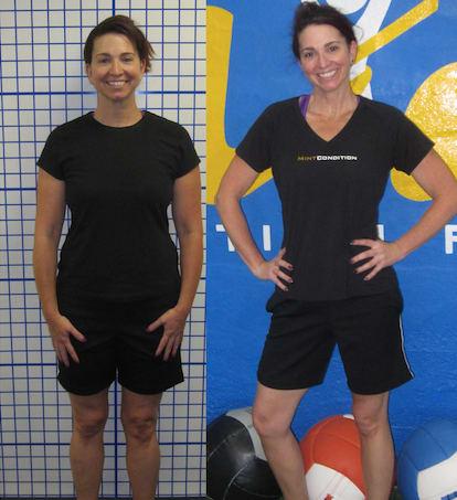 Roberta N., Mint Condition Fitness Testimonials