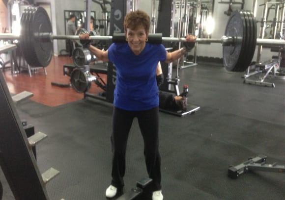 Tina, Crux Fitness testimonials
