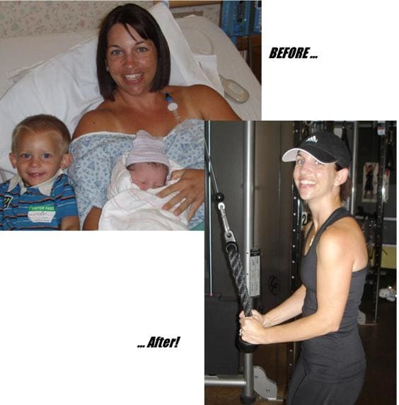 Because of her Personal Trainer, Jill has more energy than her 2 little ones!, Custom Bodies Fitness Testimonials