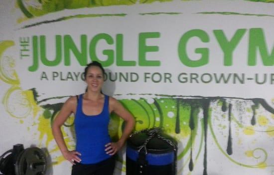 The Jungle Gym Kim Wong