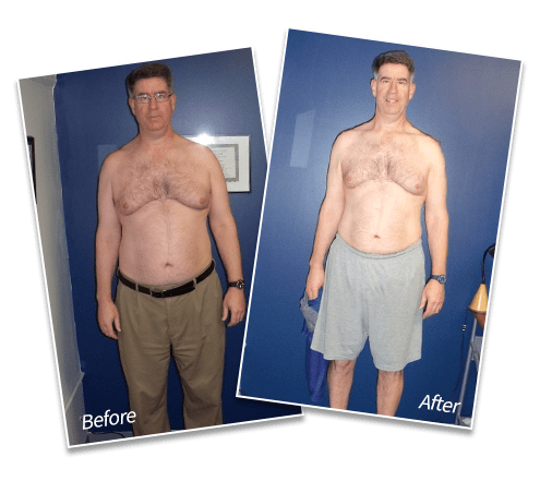 "Patrick Kennedy - Lost 30 lbs | 2.75"" Off Waist 