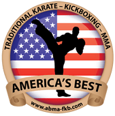 America's Best Martial Arts Logo