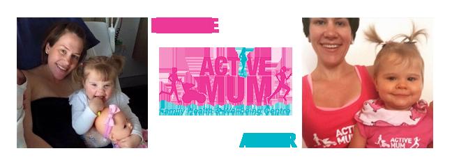 Katrina Webster, Active Mum Testimonials