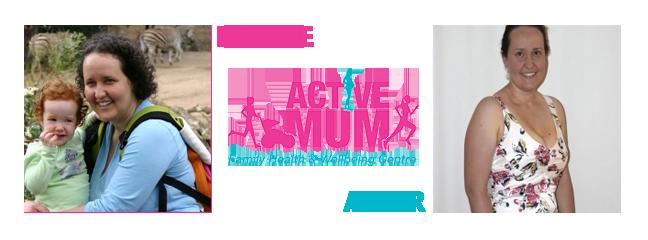 Kathy McHarg, Active Mum Testimonials