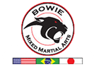 Bowie Mixed Martial Arts Logo