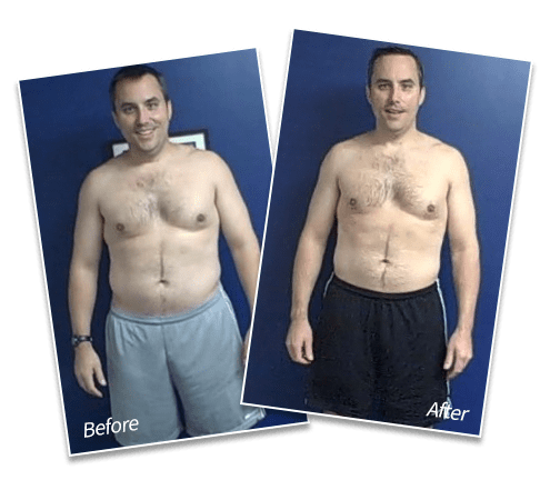 Caleb Powers - Lost 29 lbs | 11.2% Body fat lost | Gained 6.9 LBS of muscle , Spectrum Fitness Consulting Testimonials