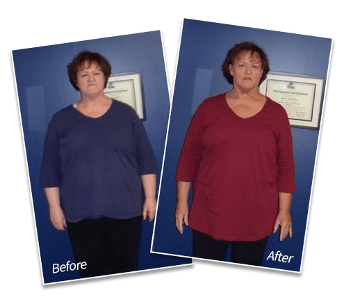 Carol Doucette -  Lost 53.5 lbs of fat | Lost 12% body fat, Spectrum Fitness Consulting Testimonials
