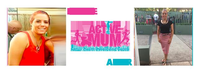 Maria Beux, Active Mum Testimonials