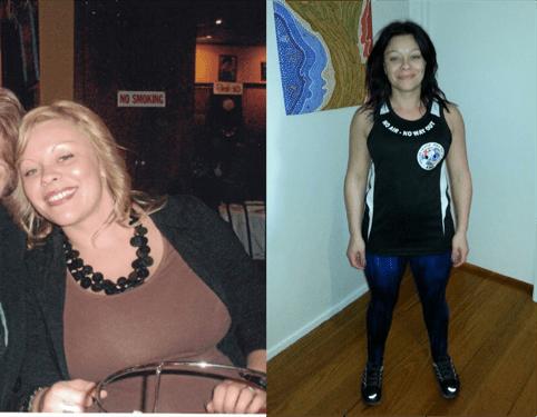 Stacey Flogeras Mulgrave, Victoria, Challenge Fitness Centre Testimonials