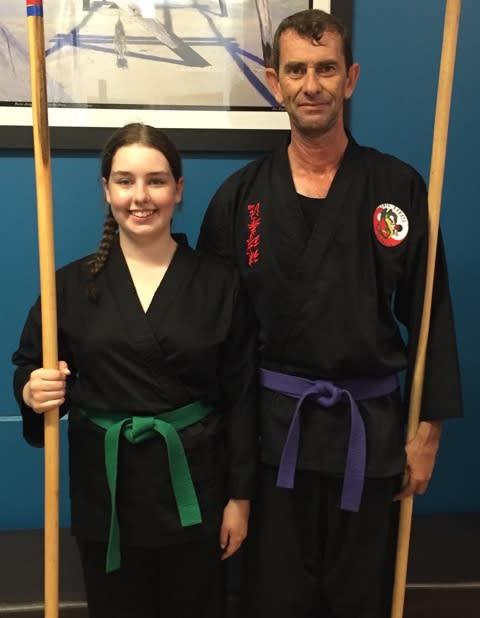 Peter, Penny, Rebecca & Cameron Spencer Chadstone, Victoria, Challenge Martial Arts & Fitness Centre  Testimonials