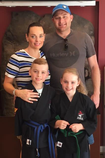 Helen & Scott Bruce Oakleigh, Victoria, Challenge Martial Arts & Fitness Centre  Testimonials
