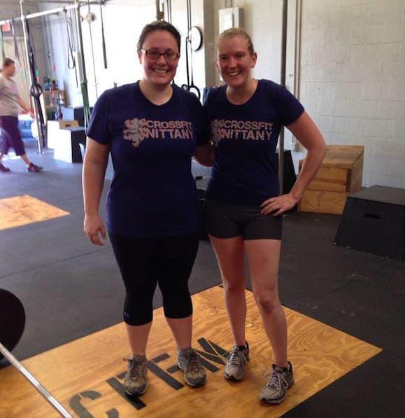 Gretchen Macht, CrossFit Nittany Testimonials