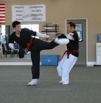 Benjamin C. , Ancient Ways Martial Arts Academy Testimonials