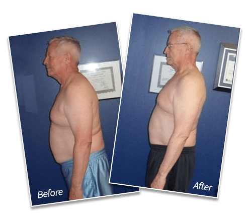 Bill Stantial - Lost 24 Pounds Of Fat, Lost 7.4% Of Body Fat, Spectrum Fitness Consulting Testimonials