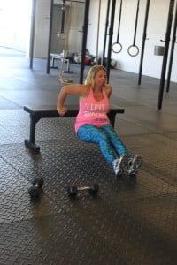 Dana, Journeyman Fitness testimonials