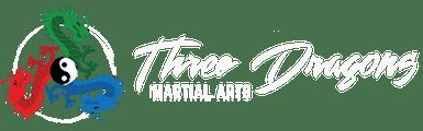 Three Dragons Martial Arts Academy Logo