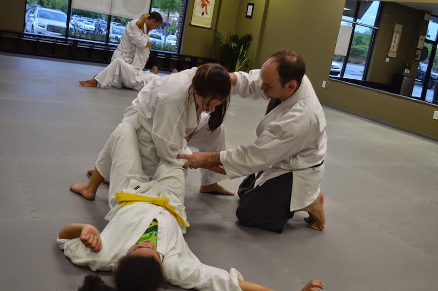 Ashleigh George, Crabapple Martial Arts Academy Testimonials