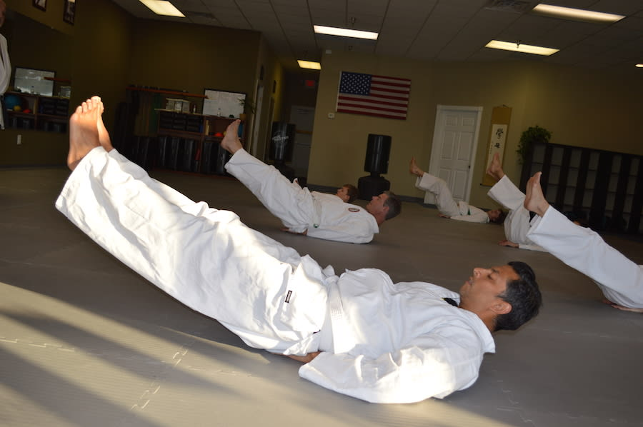 Vishant Nath , Crabapple Martial Arts Academy Testimonials