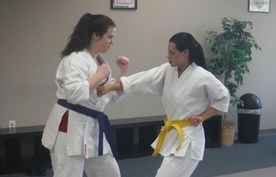 Leigh Keene, Crabapple Martial Arts Academy Testimonials