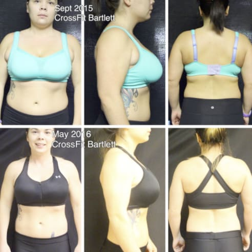 Ashley Howell, CrossFit Bartlett Testimonials