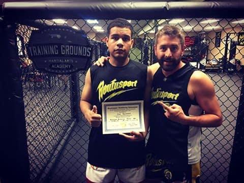 Jose Gonzales , Training Grounds Martial Arts Academy Testimonials