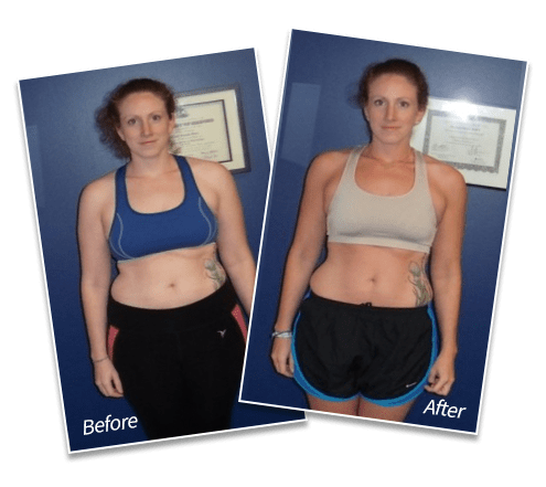 Jess O'Shea | Lost 23 lbs of fat | Gained 5 pounds of lean muscle, Spectrum Fitness Consulting Testimonials