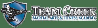 Team Creek Martial Arts Logo
