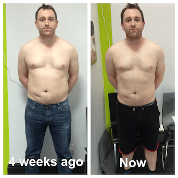 Brian, Group Personal Training , Burn It Fitness Testimonials