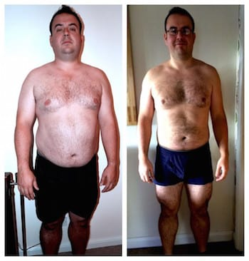 Adam, Personal Training Member, Burn It Fitness Testimonials