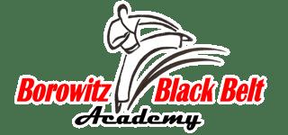 Borowitz Black Belt Academy Logo