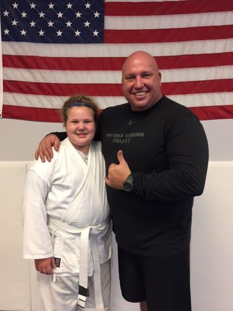 George W. , Supremacy Brazilian Jiu Jitsu testimonials