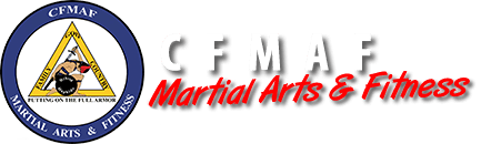 Calvary Family Martial Arts And Fitness Logo