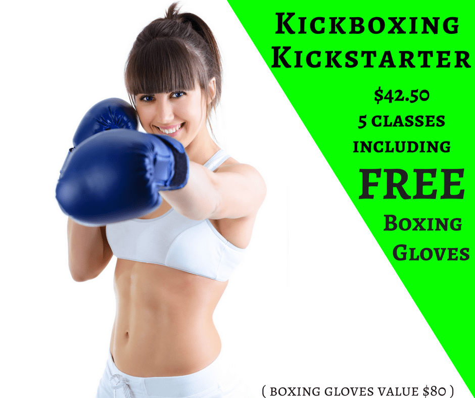 KICKBOXING KICKSTARTER in East Victoria Park - Advanced Martial Arts & Fitness