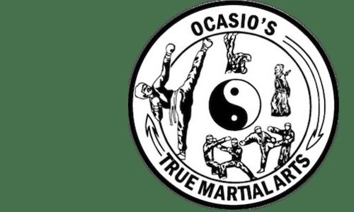 Ocasio's True Martial Arts Logo