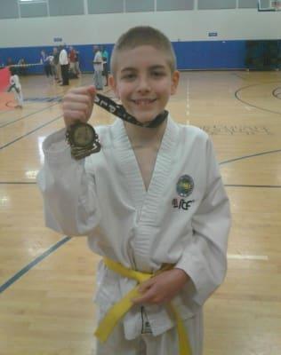 Sam, Three Dragons Martial Arts Academy testimonials