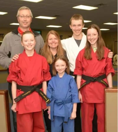 Rick and Kerry Thompson, Karate America - Appleton Testimonials