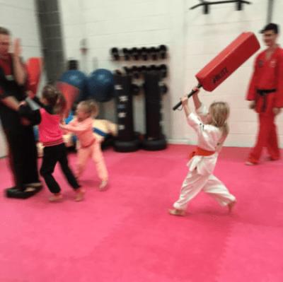 Corrie L. , Alex Hart's Kaizen Martial Arts Testimonials