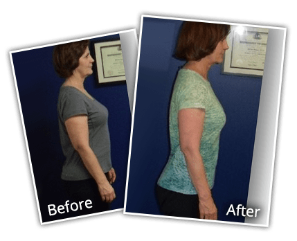 Kathy Hennigan | Lost 26 lbs | Lost 3.5 inches off of her waist, Spectrum Fitness Consulting Testimonials