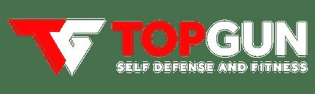 Top Gun Self Defense And Fitness Logo