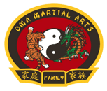 DMA Martial Arts Logo