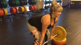Marissa Mayer in Henderson - Anthem Fitness