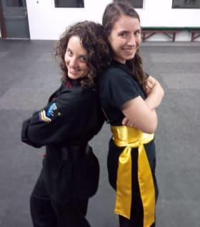 Bre G. in Niagara Falls - Niagara Kung Fu Academy