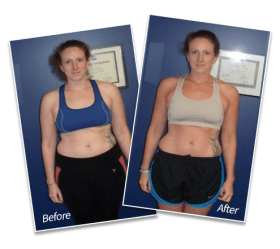 Spectrum Fitness Consulting Jess O'Shea | Lost 23 lbs of fat | Gained 5 pounds of lean muscle