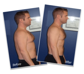 Spectrum Fitness Consulting Adam Moore | Lost 18 lbs of fat | Lost 4.25 inches off waist | Lost 9% body fat