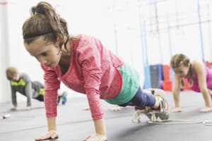 CrossFit TriTown Kids CrossFit