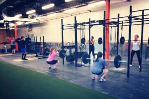 West London Crossfit CrossFit