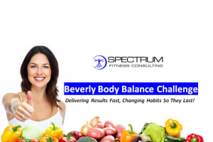 Spectrum Fitness Consulting Body Balance Challenge