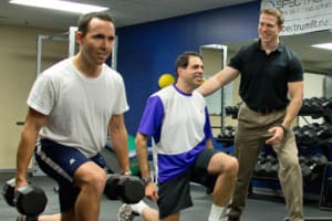 Spectrum Fitness Consulting Small Group Training