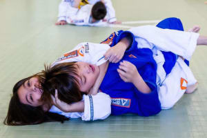 Gracie Gym Kids Jiu Jitsu