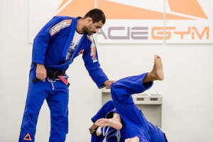 Gracie Gym Adult Brazilian Jiu Jitsu